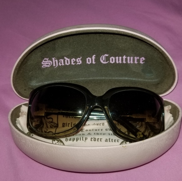 83f1e039cdf5 Juicy Couture Accessories - Juicy couture sunglasses